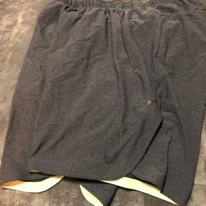 Men's Nike flex run gym shorts